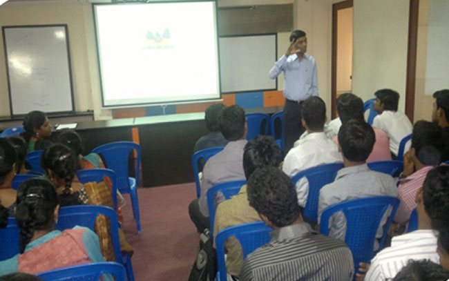 Industrial Visit for II Year BE CSE to Adroit Design Solutions