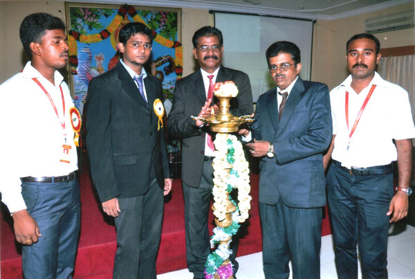 Symposium organised by Dept of IT