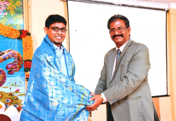 Guest Lecture on 'Latest Trends in Technology', by Mr.Michael Raj, Resource Manager, Wipro Technologies, organised by Dept of ECE on 16 Feb 2013