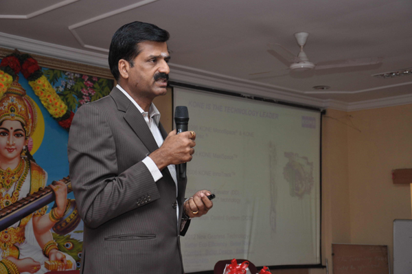 Guest Lecture on 'Manufacturing Excellence', organised by Dept of Mechanical Engineering