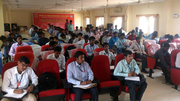 Campus Interview in Merind Automotive Pvt Ltd, on 24 Sep 2014