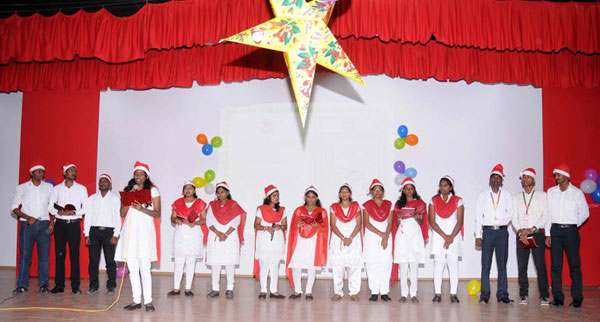 Christmas Celebration, on 24 Dec 2014