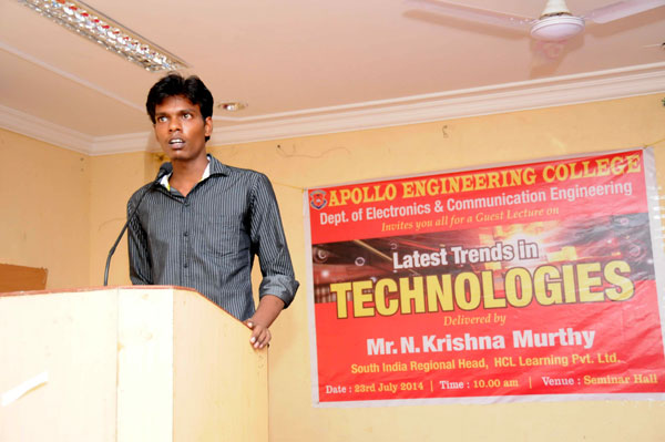 Latest Trends in Technologies on 23 July 2014