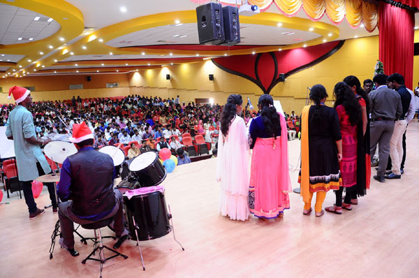 Christmas Celebrations, on 24 Dec 2015