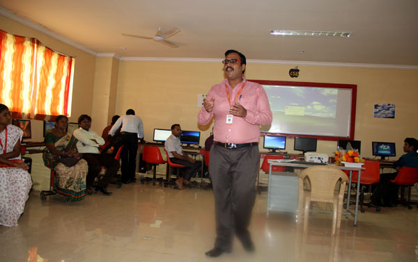 FDW on 'IBM Bluemix', organized by Dept of CSE in Association with ICTACT,<br>  on 28 - 29 Dec 2015