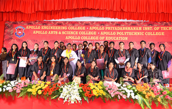 4th Graduation Day, on 02 Jan 2016