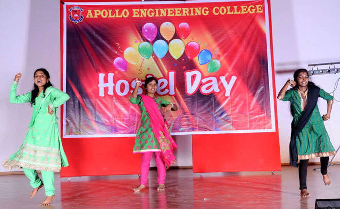 Hostel Day Celebrations, on 11 Mar 2016