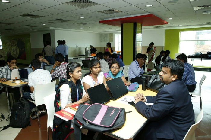CII - Hackathon, organised by Dept of CSE, on 17 Sep 2016