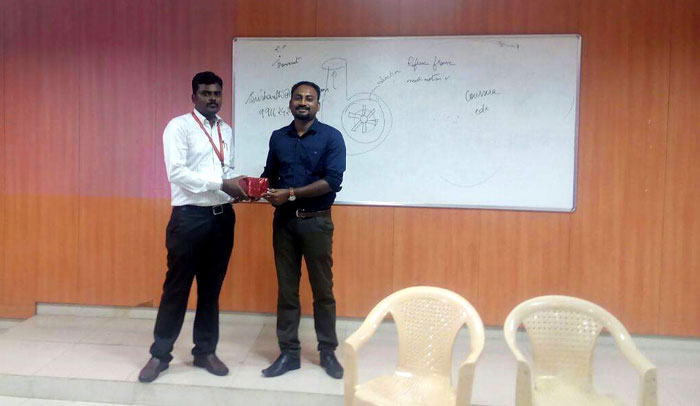 Two Days Workshop on Computational Fluid Dynamics,  organised by Dept of  Aeronautical, on 31 Aug 2016