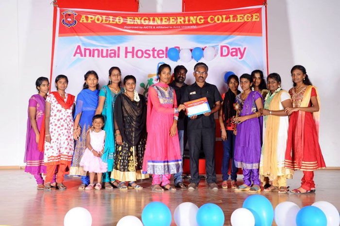 Hostel Day Celebrations, on 18 Mar 2017