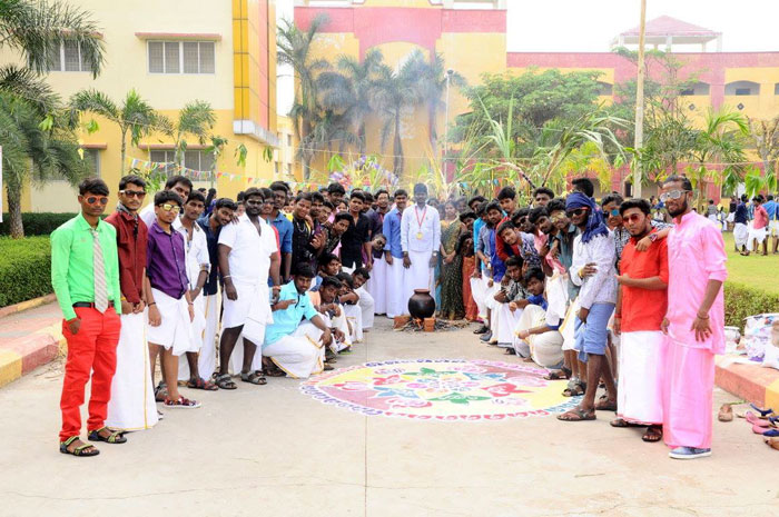 Pongal 2K17 Celebrations,  on 12 Jan 2017