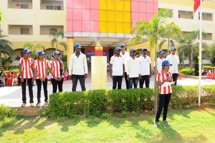 Annual Sports Meet, on 24 Mar 2017