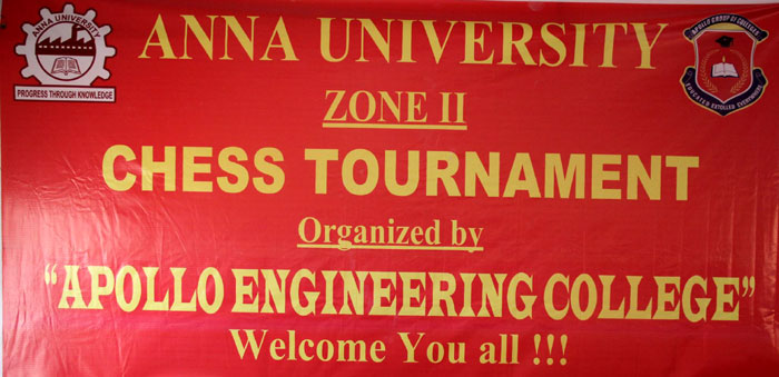 Zonal Chess Tournament, on 30 Aug 2016