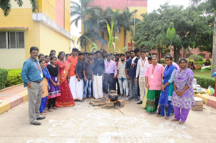 Pongal Celebration 2k18